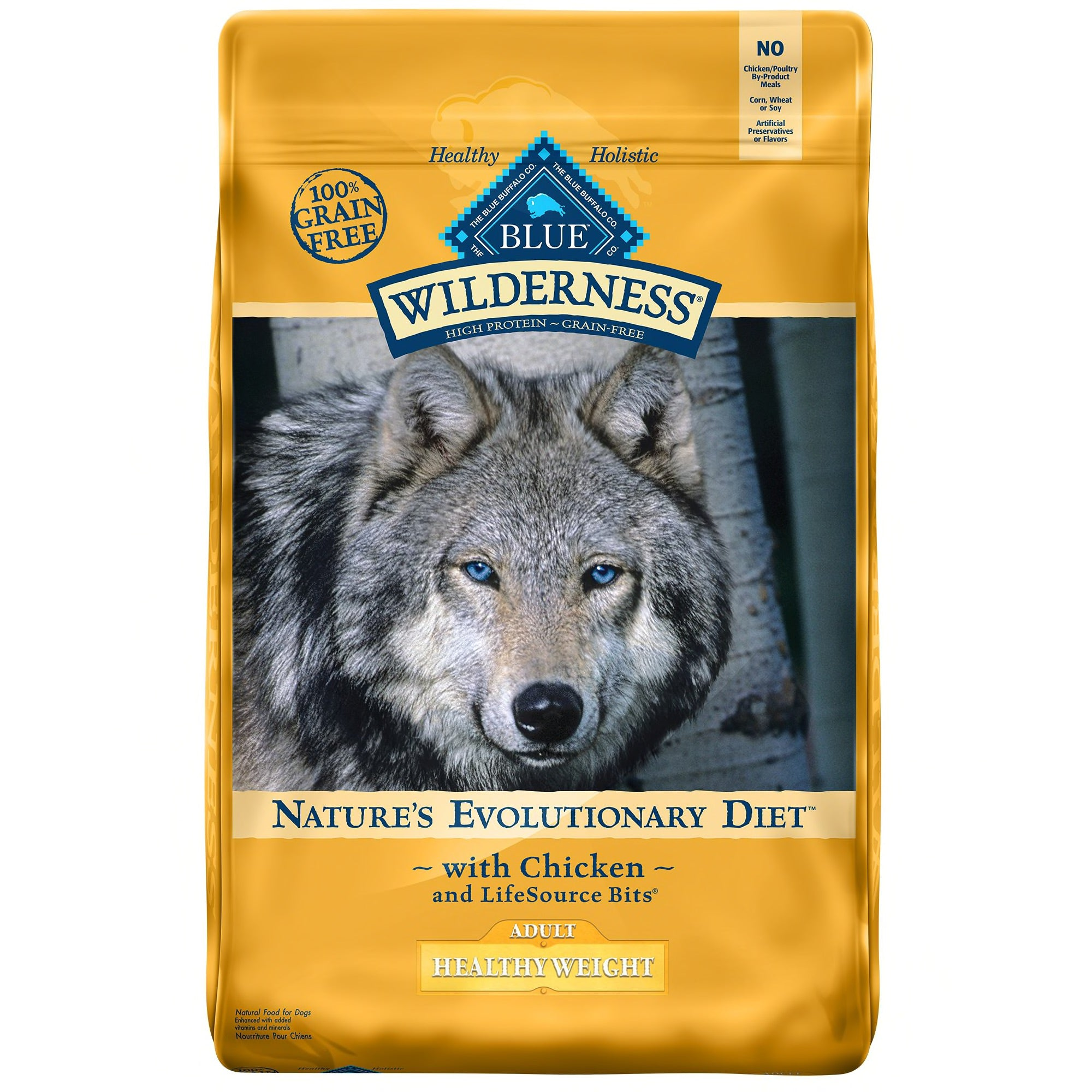 Blue Wilderness - Healthy Weight Chicken (dog)