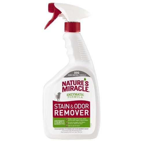 Nature's Miracle - Stain & Odor Remover Pour