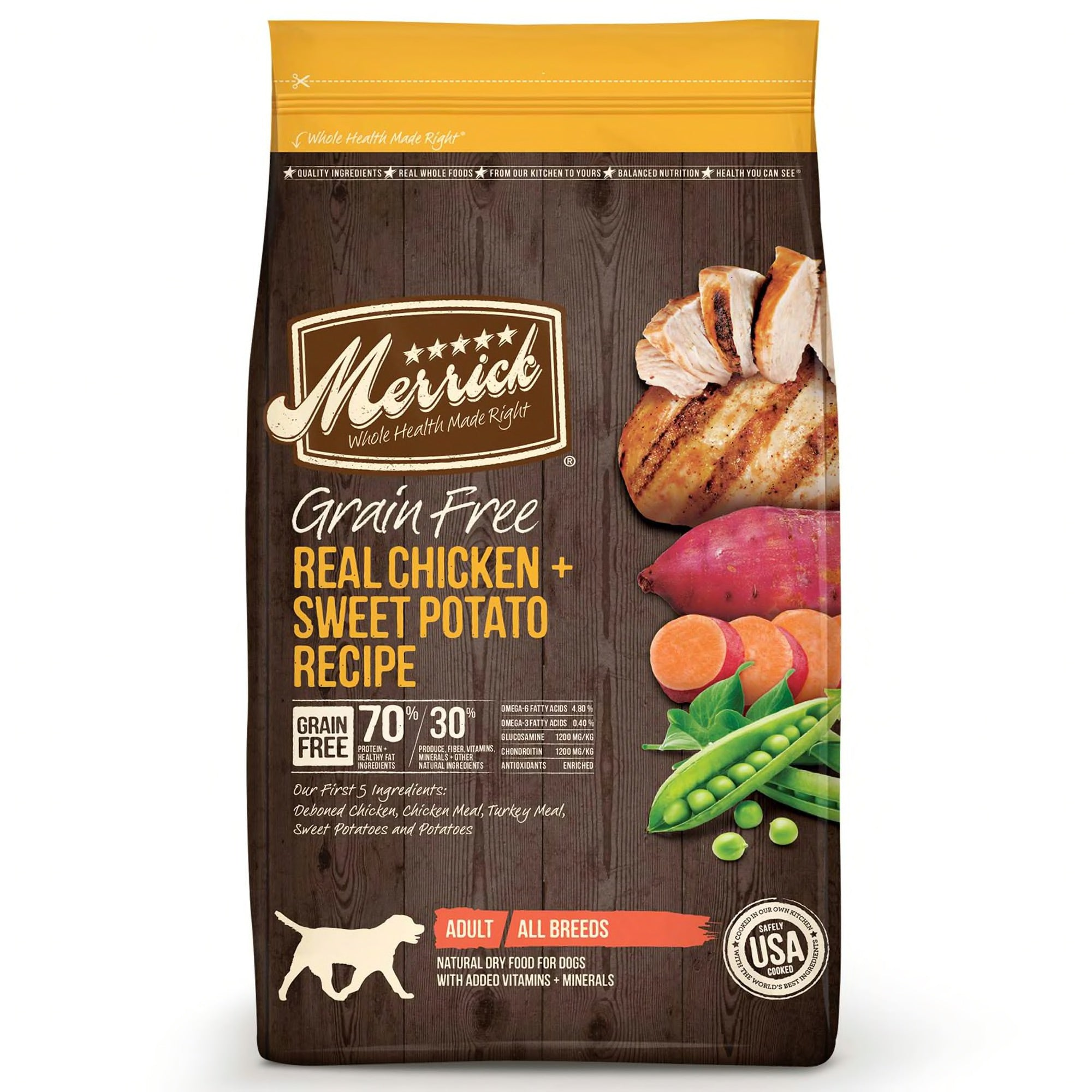 Merrick - Chicken & Sweet Potato (dog)