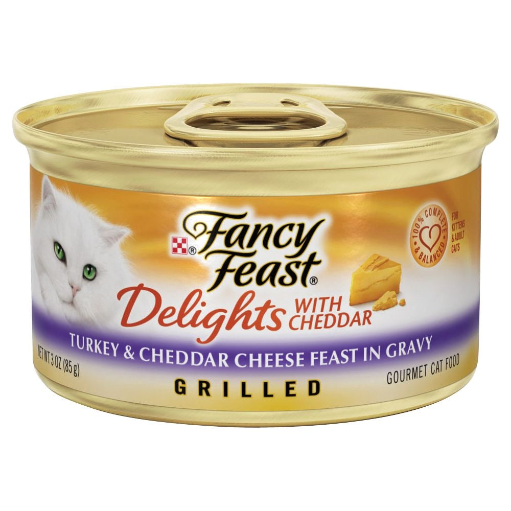 Fancy Feast - Grilled Delights (cat)