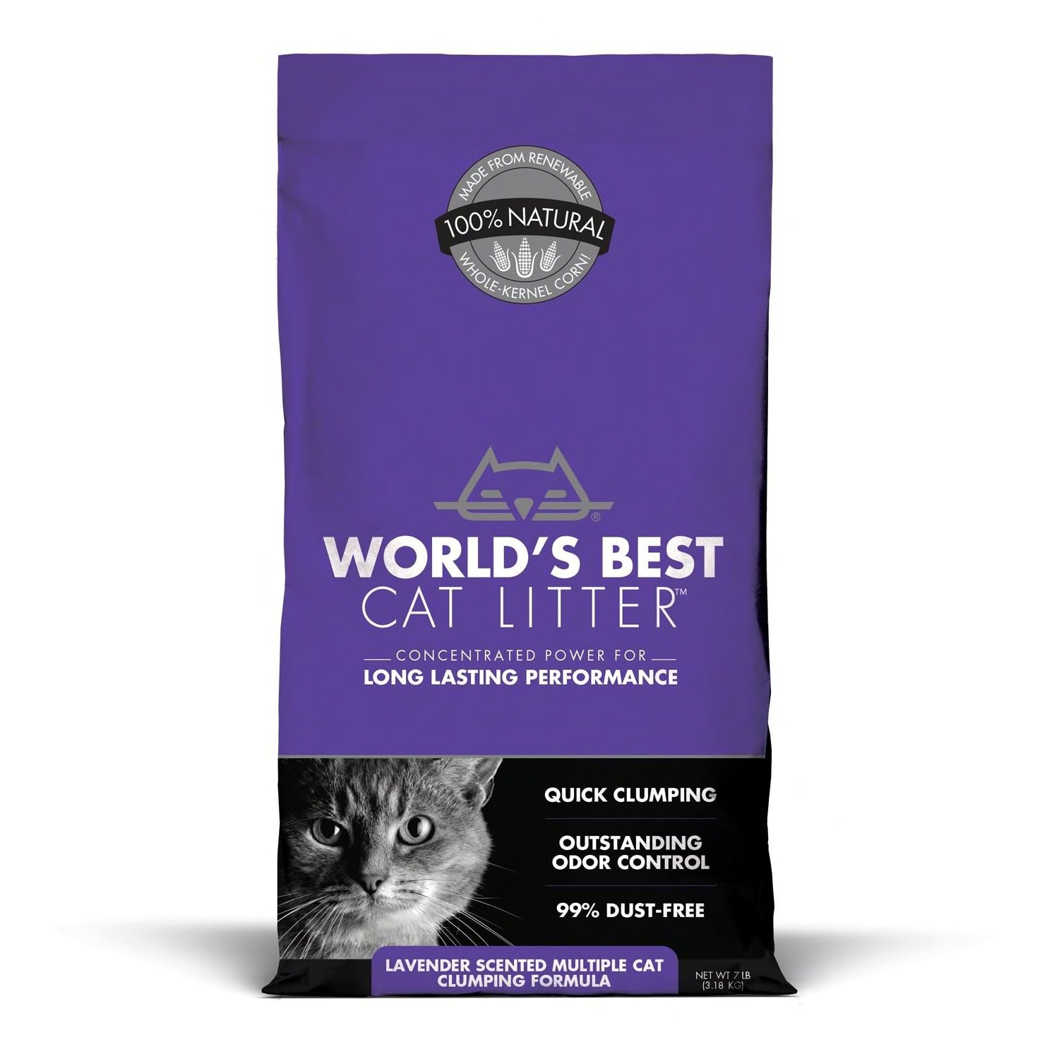 World's Best Cat Litter (Lavender)