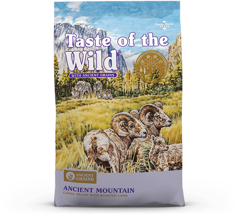 Taste of the Wild - Ancient Mountain (dog)