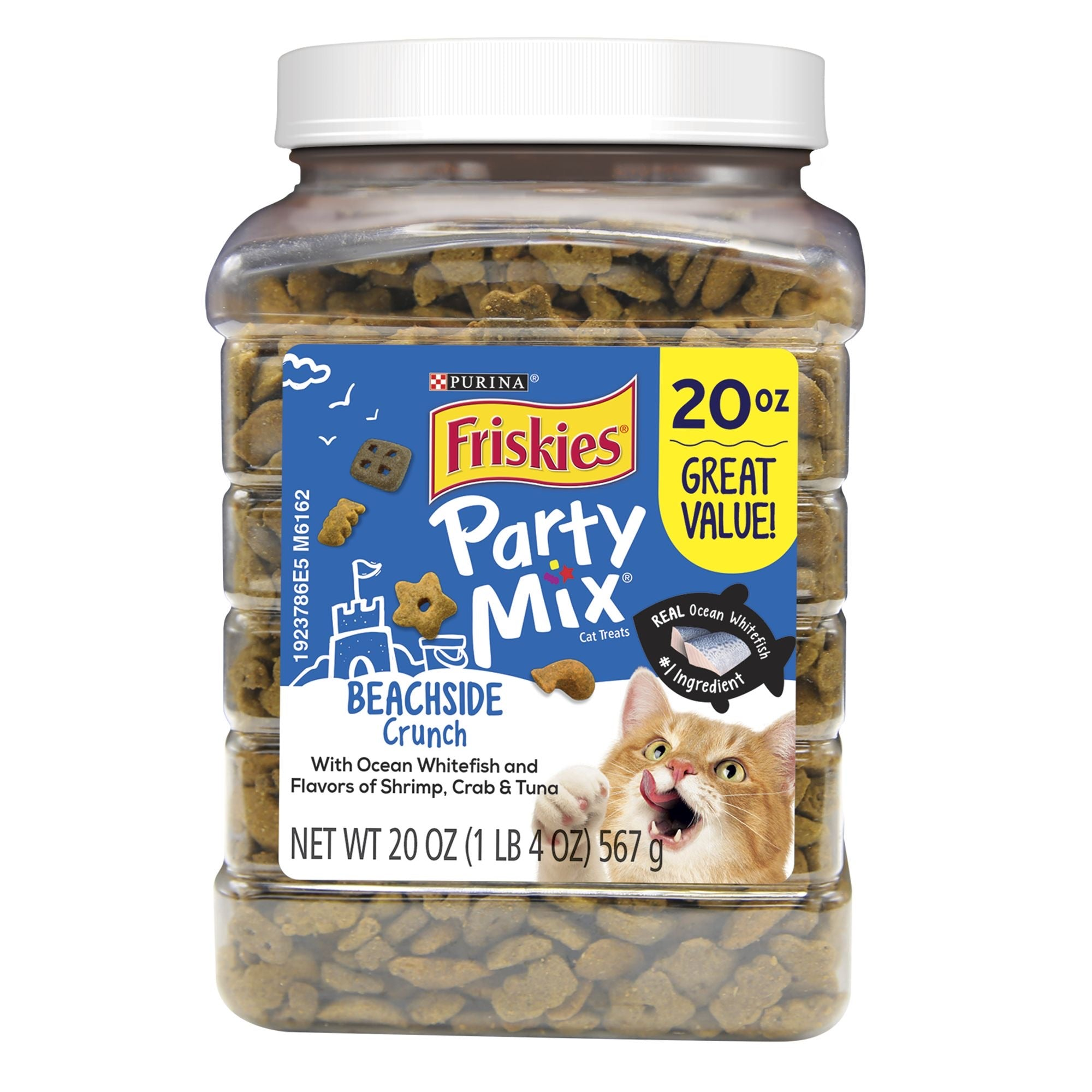 Friskies - Party Mix
