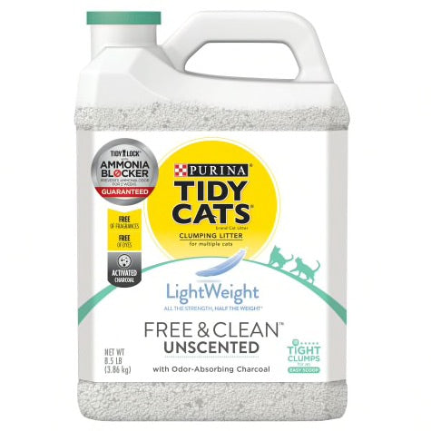 Tidy Cats - Free & Clean Light Weight