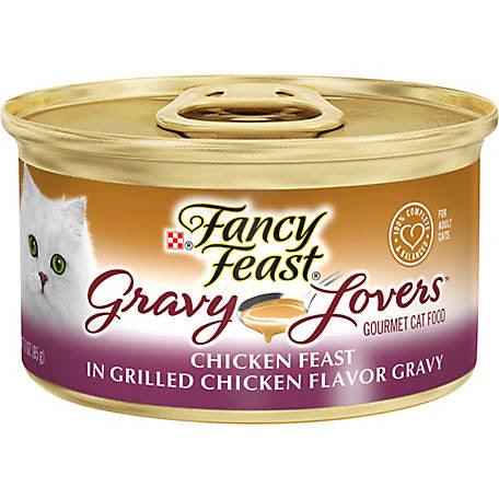 Fancy Feast - Gravy Lovers (cat)