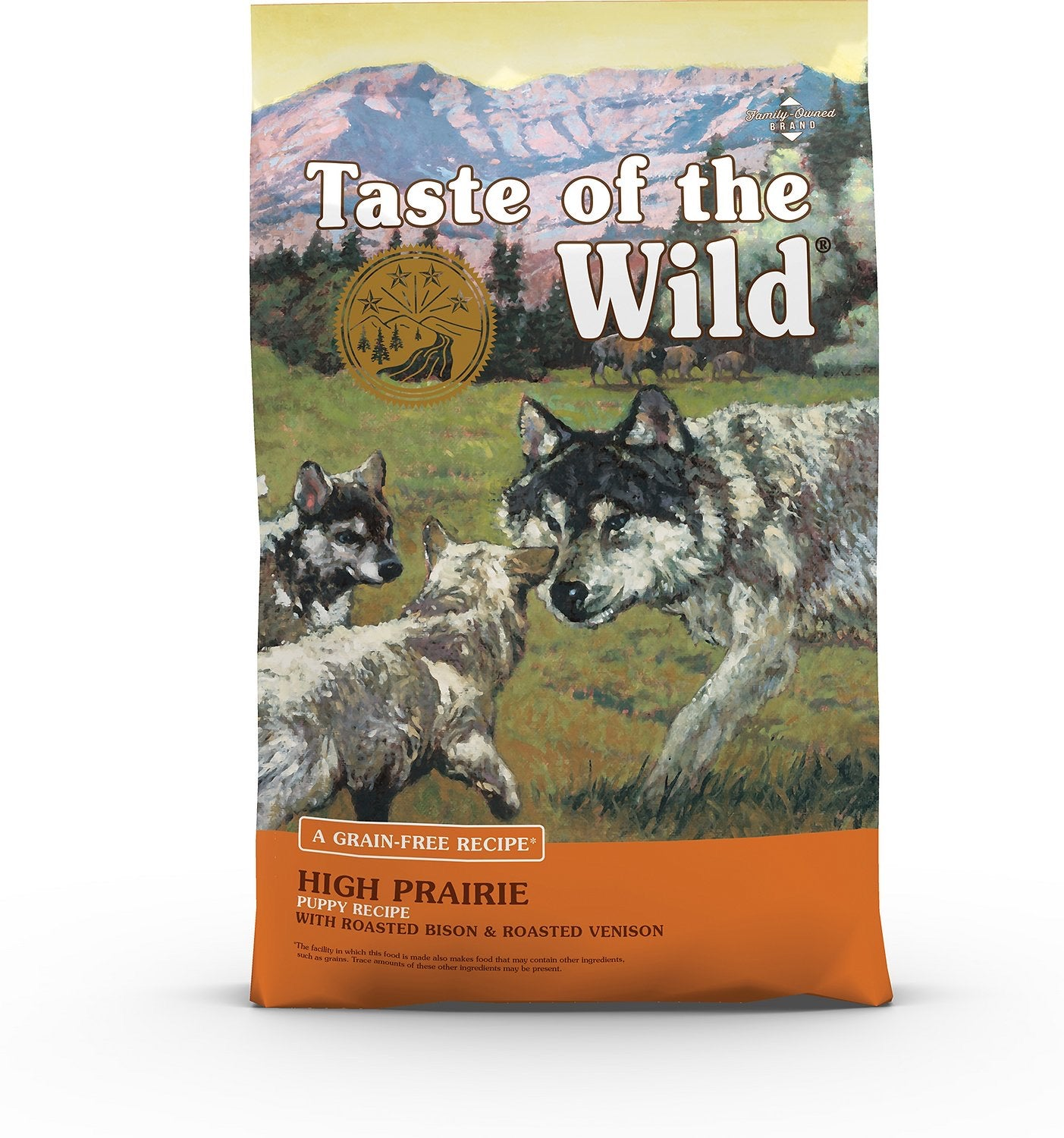 Taste of the Wild - Puppy Recipe (dog)