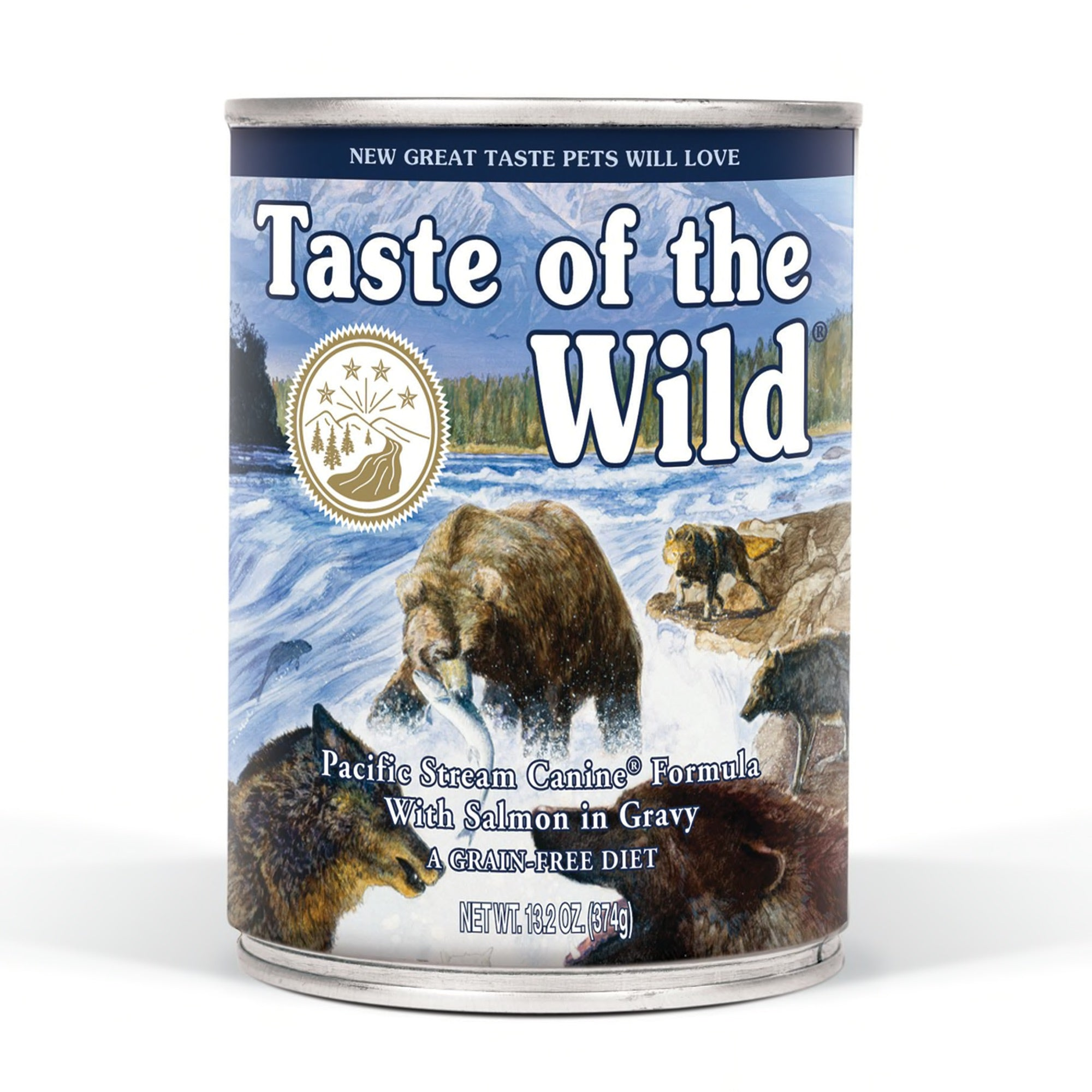 Taste of the Wild - Pacific Stream (dog)