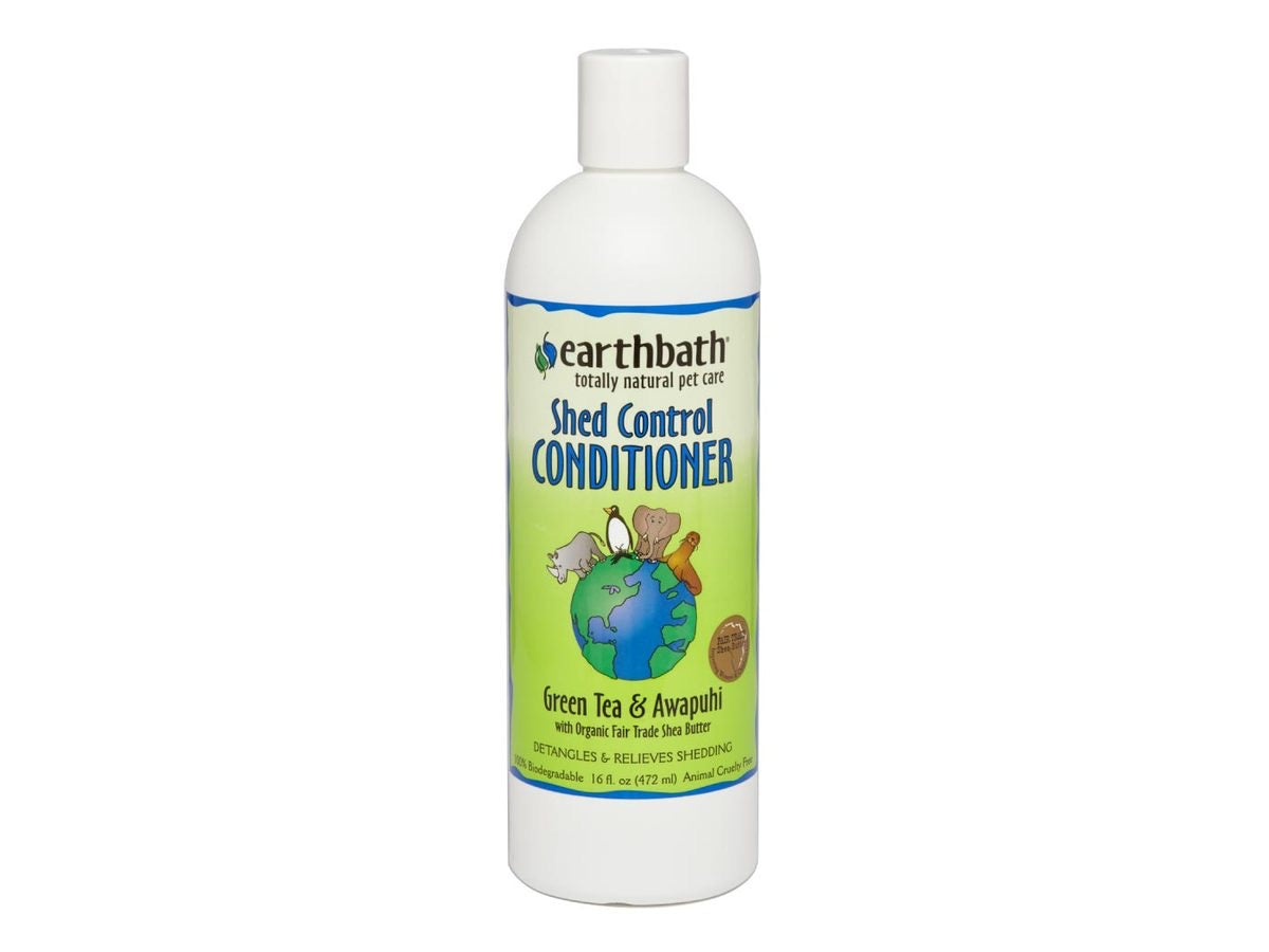 Earthbath - Shed Control Conditioner