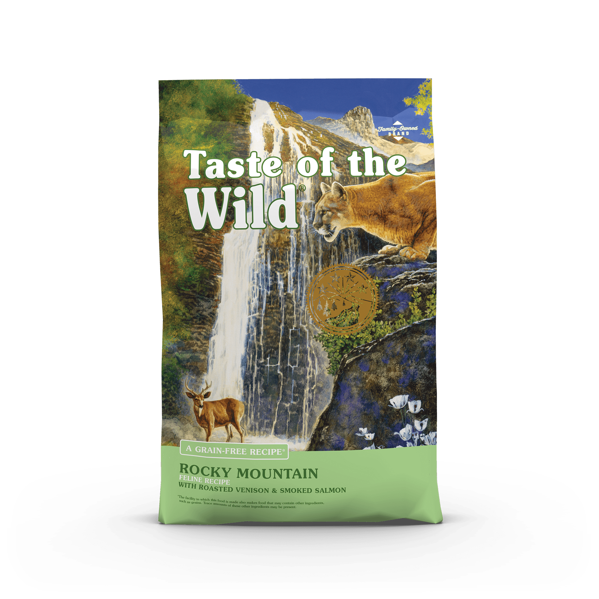 Taste of the Wild - Rocky Mountain Feline (cat)