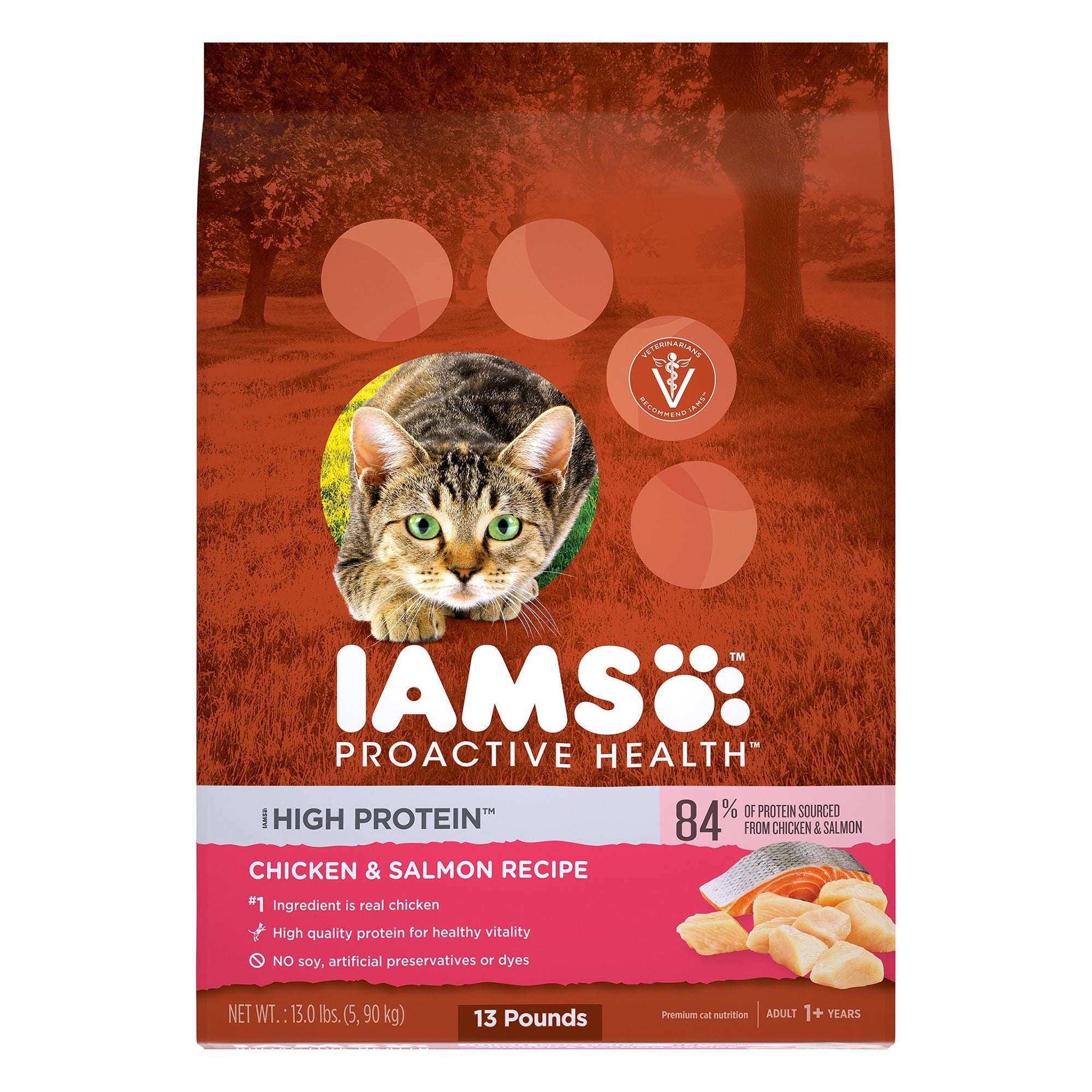 Iams - Proactive Health Adult High Protein (cat)