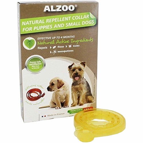 Alzoo - Flea/Tick Puppy Collar