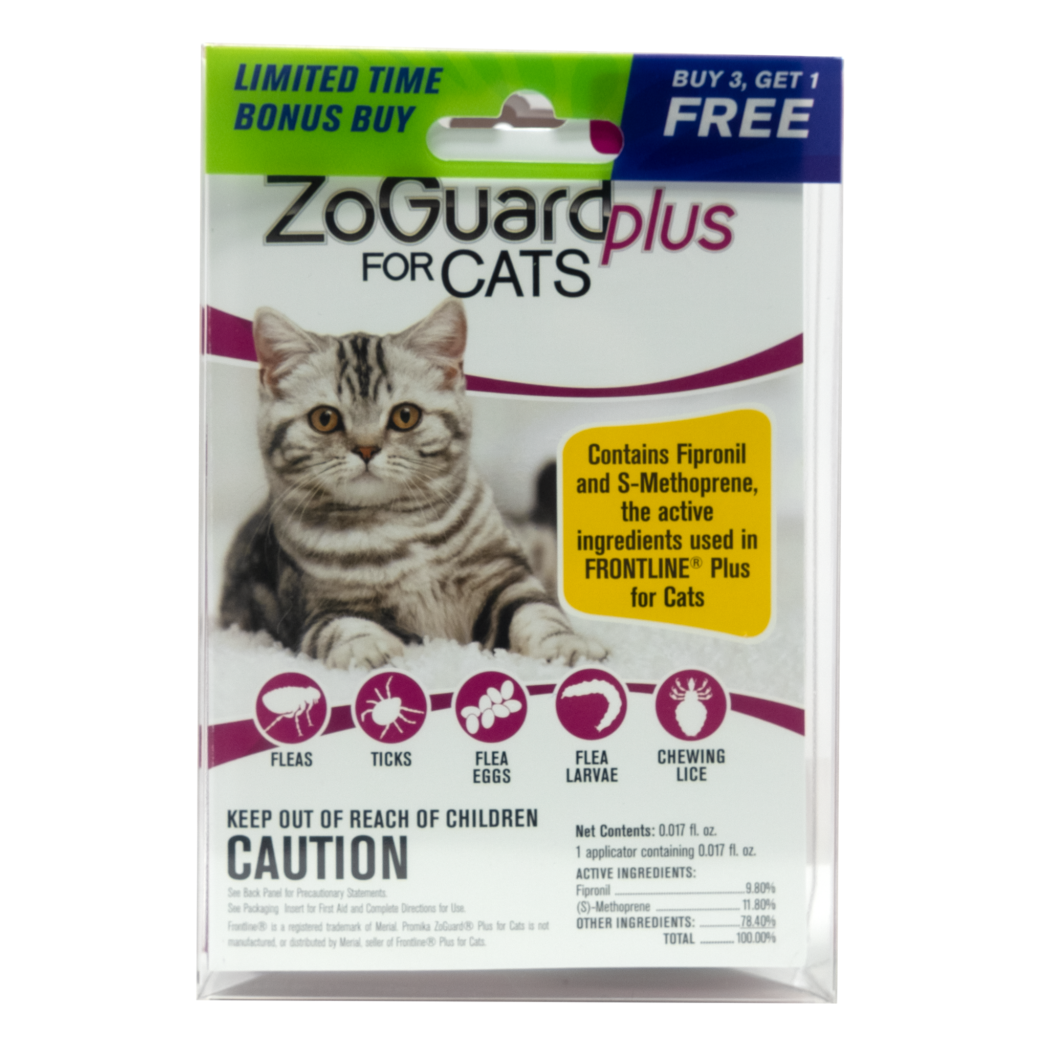 Promika - ZoGuard Plus for Cats