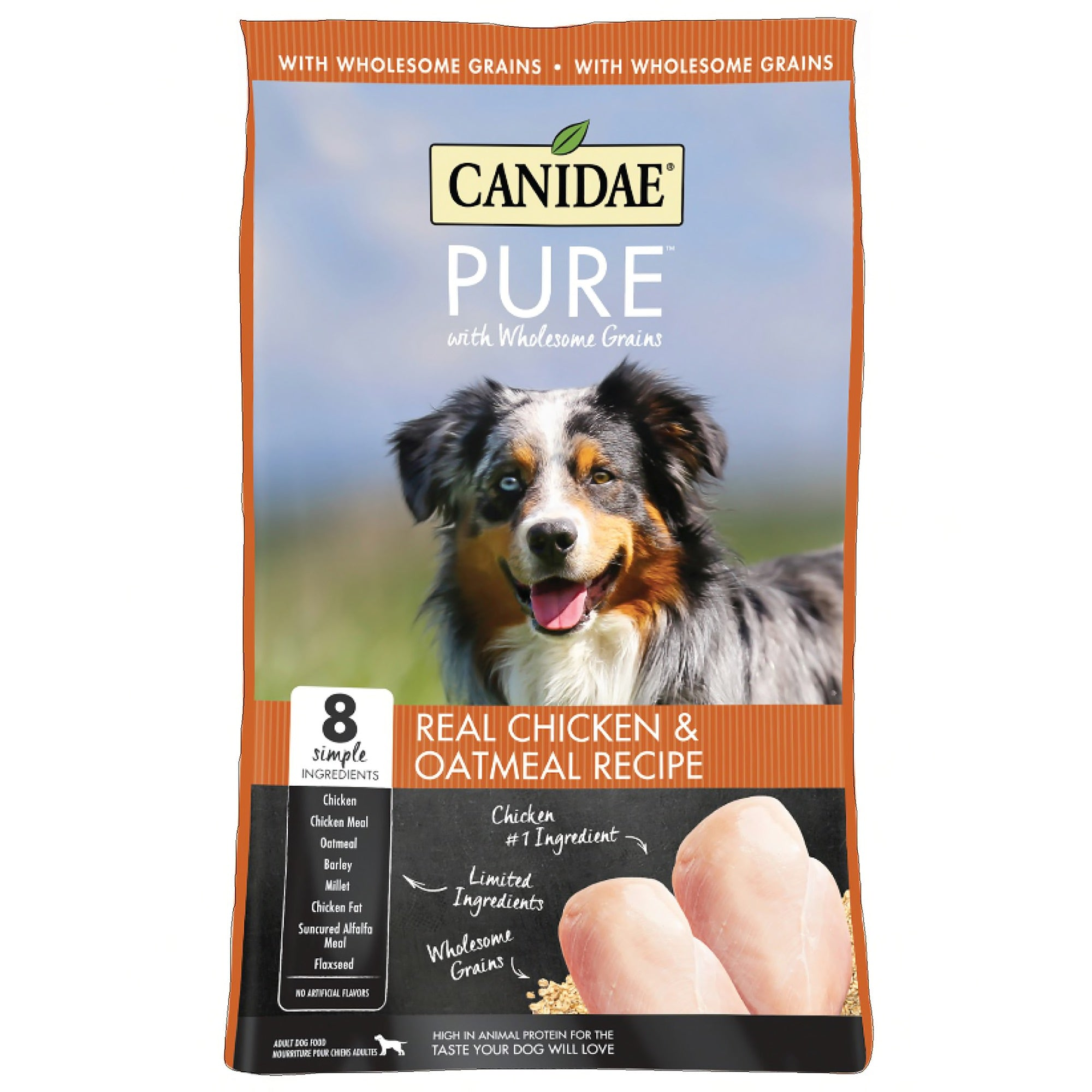 Canidae - PURE Chicken & Oatmeal