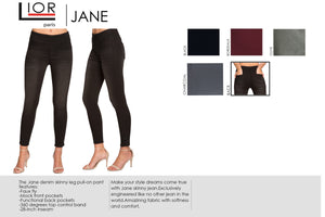 Lior Paris - Black Denim 11 COLORS