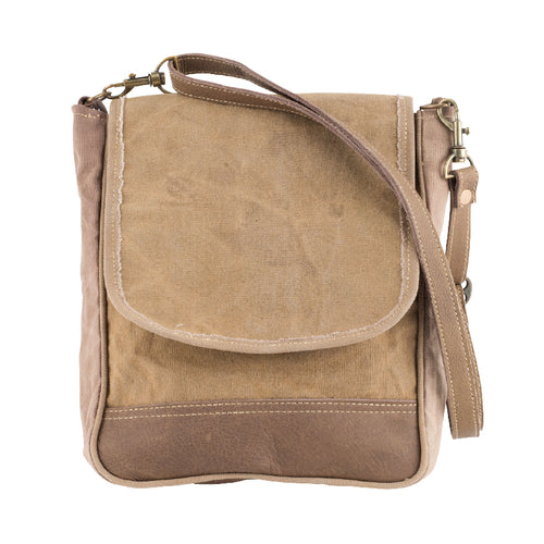 Bags- Plain Crossbody Messenger Bag