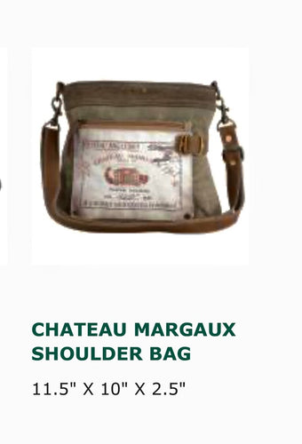 Bags-Chateau Margaux Shoulder Bag