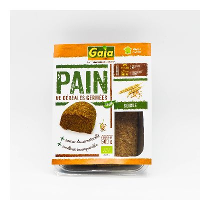 Pain Essene Seigle 500g Gaia