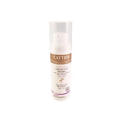 Concentre Regard Eclat Rose 15 Ml Cattier