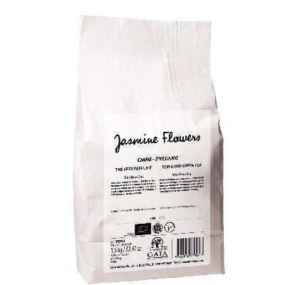 The Vert Jasmin Flowers Vrac De Chine Par 50g