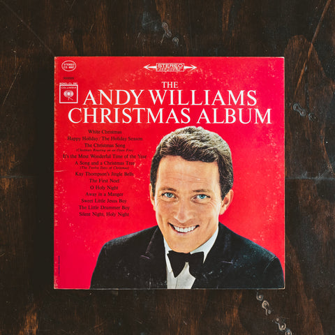 Williams, Andy - The Andy Williams Christmas Album (Pre-Loved)