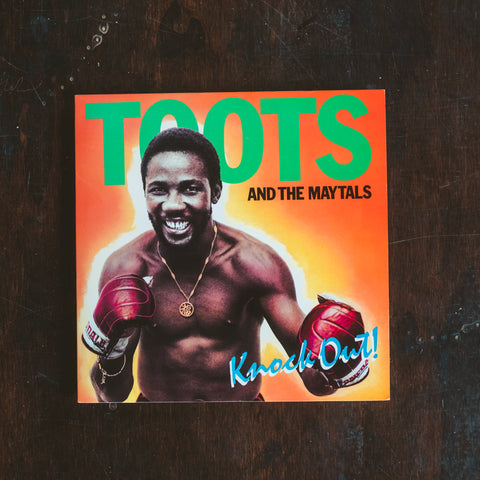 Toots & Maytals - Knock Out (Pre-Loved)