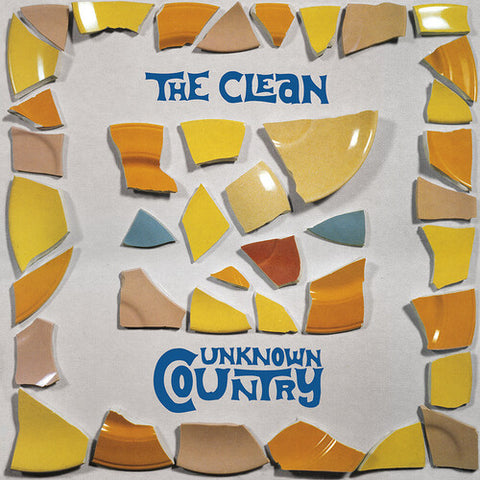 Clean, The - Unknown Country