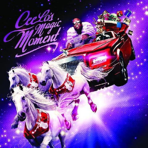 Cee Lo Green - Cee Lo's Magic Moment (Colored Vinyl, Green, Limited Edition)