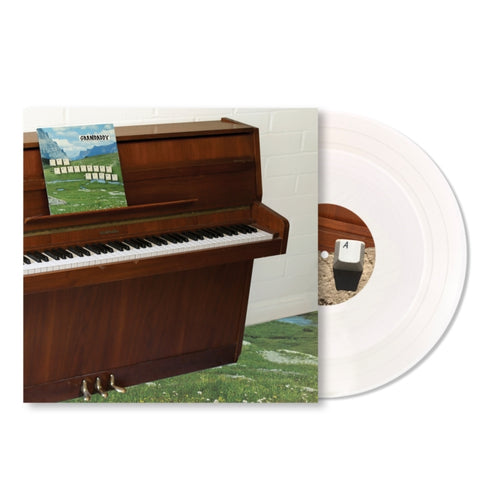 PRE-ORDER - Grandaddy - Sophtware Slump...On A Wooden Piano (Cloudy Clear Vinyl) (2/19)