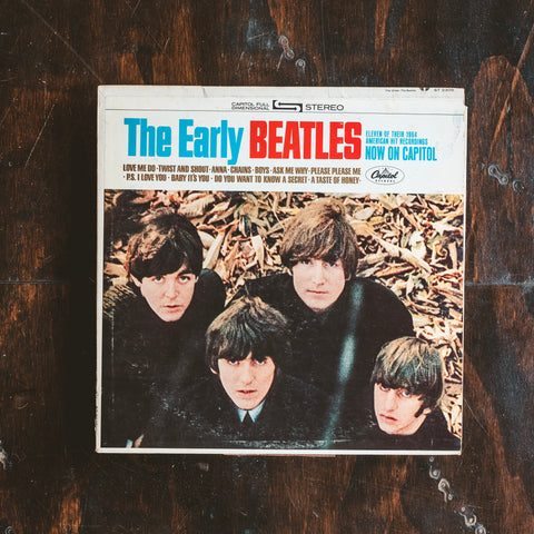 Beatles, The - The Early Beatles (Pre-Loved)