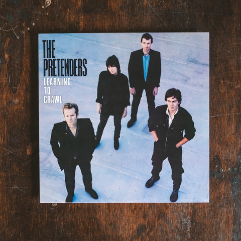Pretenders, The - Learning to Crawl (Pre-Loved)