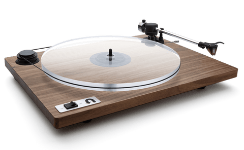 U-Turn - Orbit Special Turntable - Rift Walnut (Built-in Preamp)