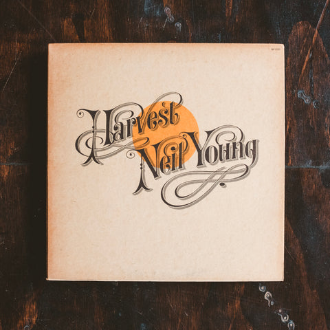 Young, Neil - Harvest (Pre-Loved)