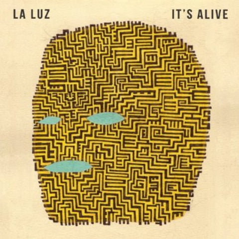 La Luz - It's Alive (Black, Digital Download)