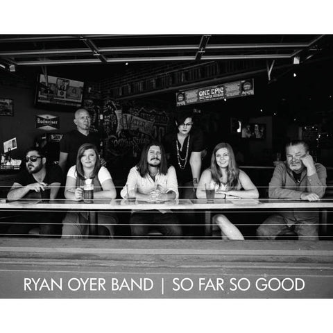Oyer, Ryan - So Far So Good (CD)