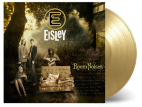 Eisley - Room Noises [Limited Gold Colored Vinyl] [Import]