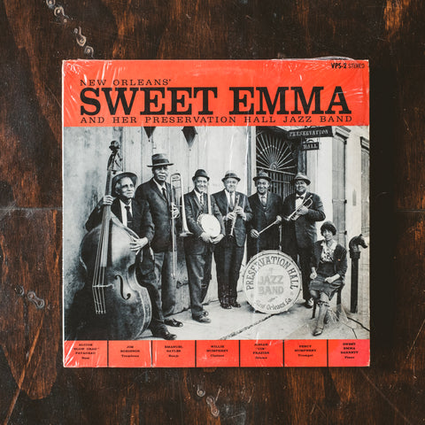 New Orleans Emma and her Preservation Hall Jazz Band (Pre-Loved)