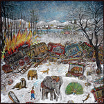 mewithoutYou - Ten Stories (Green Vinyl, Purple, Digital Download)