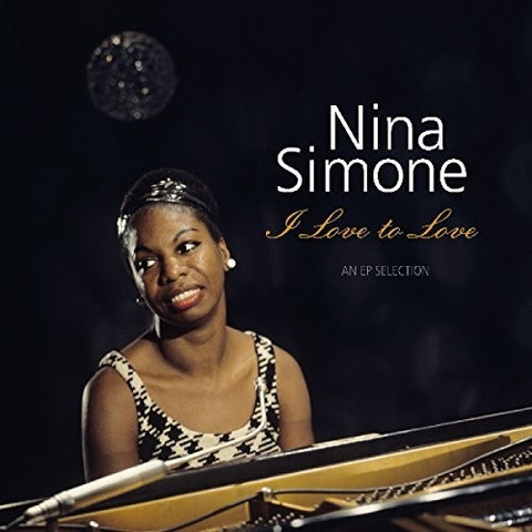 Simone, Nina - I Love to Love: EP Selection (Holland)