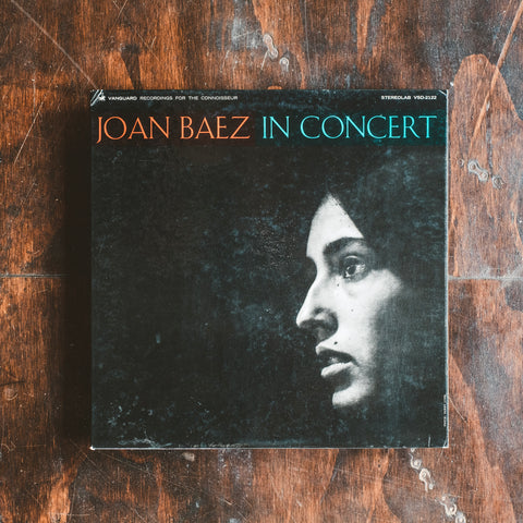 Baez, Joan - In Concert (Pre-Loved)
