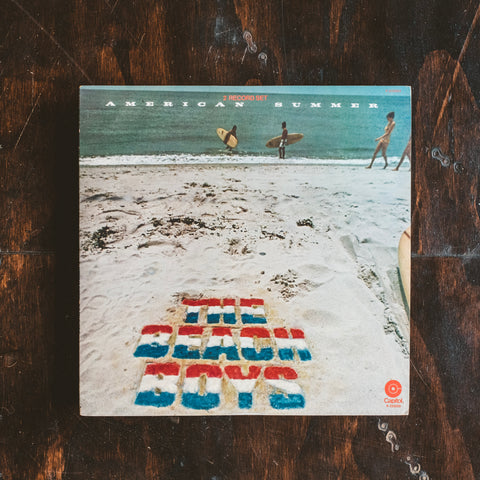 Beach Boys, The - American Summer (Pre-Loved)