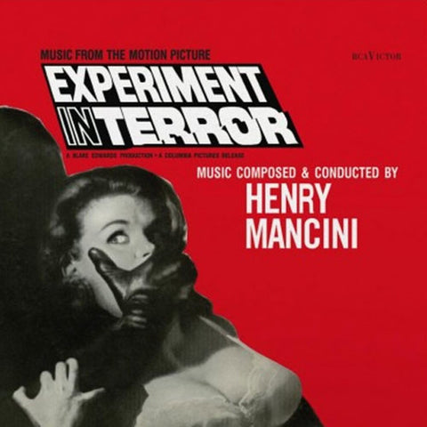 Mancini, Henry - Experiment in Terror (Limited Edition, 180g, Blood Red Vinyl)