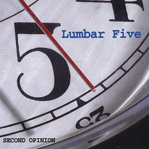 Lumbar Five - Second Opinion (CD)