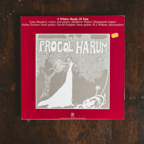 Procol Harum - A Whiter Shade of Pale (Pre-Loved)