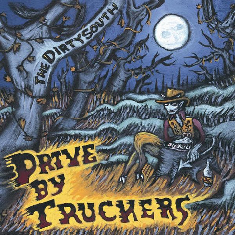 Drive-By Truckers - The Dirty South (Clear with Blue Splatter Vinyl, Limited Edition)