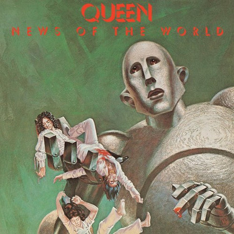 Queen - News of the World (180 Gram, Coll, Reissue)