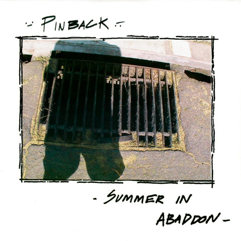 Pinback - Summer in Abaddon (15th Anniversary Edition, Green)