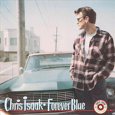 Isaak, Chris - Forever Blue (Blue, Color Vinyl, 180 Gram)