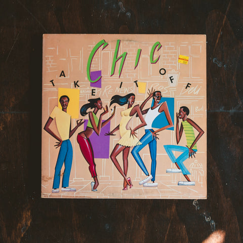 Chic - Take It Off (Pre-Loved)