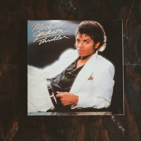 Jackson, Michael - Thriller (Gatefold) (Pre-Loved)
