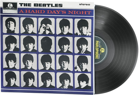 Beatles, The - Hard Day's Night (180 Gram, Remastered, Reissue)